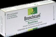 Bronchicum Pastillen (20 Stück)