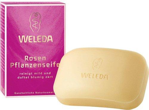 Weleda Weleda Rosen Pflanzenseife (100 g)