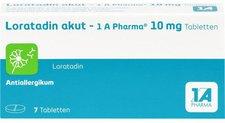 1A Pharma Loratadin Akut (7 Stück)
