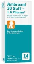 1A Pharma Ambroxol 30 Saft (250 ml)