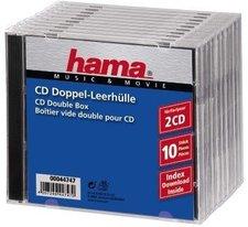 Hama CD-ROM Doppel 10