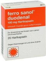 SANOL Ferro duodenal Kapseln (20 Stk.)