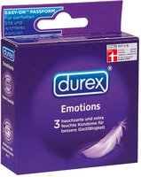 Durex Emotions Kondome (3 Stk.)