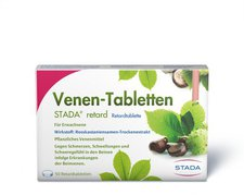 STADA Venen Tabletten Retard (50 Stück)