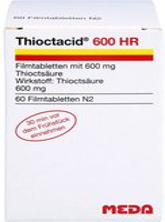 VIATRIS Thioctacid 600 Hr Filmtabletten (60 Stück)