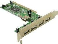 DeLock 5-Port PCI USB 2.0 (89028)