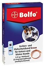 Bayer Bolfo Flohschutzband für kl. Hunde und Katzen