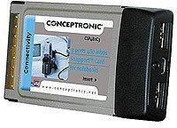 DeLock 2-Port CardBus Type II USB 2.0 (61604)