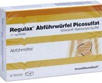 Krewel Regulax Abfuehrwuerfel Picosulfat (6 Stück)