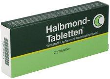AWD Halbmond Tabl. 20 Stück