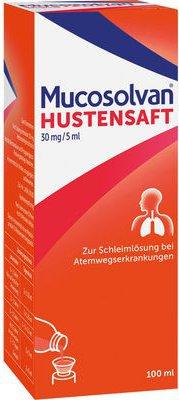 Mucosolvan Saft 30mg/5 ml (100 ml)