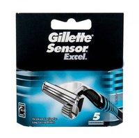 Gillette SensorExcel Systemklingen (5er)