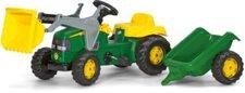 Rolly Toys RollyKid John Deere mit Lader und Anhänger