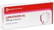 Aliud Loratadin Al 10 mg Tabl. (50 Stück)