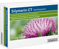 CT Silymarin Hartkapseln (30 Stück)