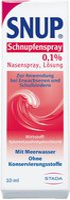STADA Snup Schnupfenspray 0,1% Dos.-Spray (10 ml)