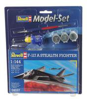 Revell Model Set F-117 Stealth Fighter (64037)