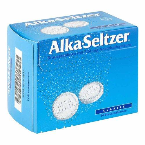Bayer Alka Seltzer Brausetabl. (24 Stück)