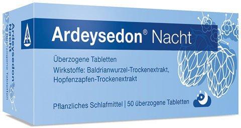 ARDEYPHARM Ardeysedon Nacht Drag. (50 Stück)