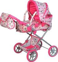 Sun Toys Puppenwagen Luna rosa