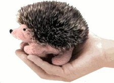 Folkmanis 2668 Mini Igel