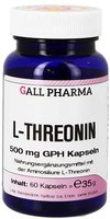 Hecht Pharma L-Threonin 500 mg Kapseln (60 Stk.)