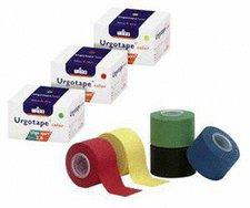 URGO Urgotape Color 3,8 cm x 10 m Rot (12 Stk.)