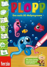 Terzio Plopp - Das coole 3D-Malprogramm (Win) (DE)