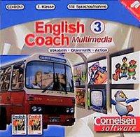 Cornelsen English Coach Multimedia 3 - Klasse 7 (Win) (DE)