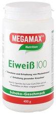 Megamax Eiweiss 100 Schoko Pulver (400 g)