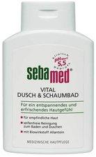 sebamed Vital Dusch & Schaumbad (200 ml)