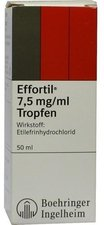 Boehringer Effortil 7,5 mg/ml Loesung (50 ml)