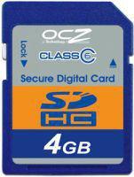 OCZ SDHC Card Class 6 4 GB