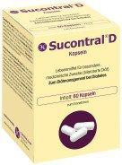 Harras Sucontral D Diabetiker Kapseln (60 Stk.)