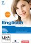 Cornelsen Lernvitamin Englisch - 7. Klasse (Win) (DE)