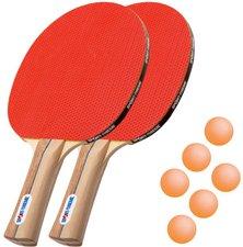 Sport Thieme Tischtennis-Schlägerset Rom