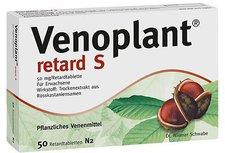 Schwabe Venoplant Retard S Tabletten (50 Stück)