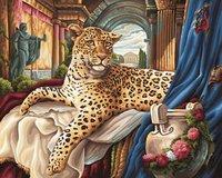 Schipper Malen nach Zahlen Römischer Leopard