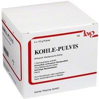 Köhler Kohle pulvis Pulver (4 x 10 g)