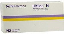 Bittermedizin Ultilac N Kautabletten (50 Stück)