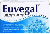 Schwabe Euvegal 320/160 mg Filmtabletten (25 Stück)