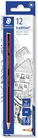Staedtler Tradition 4H Bleistift (12er-Pack)