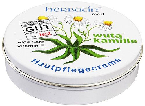 Herbacin Wuta Kamille Hautpflegecreme Dose (75 ml)