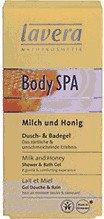 Lavera Body Spa Dusch- u. Badegel Milch u. Honig (150 ml)