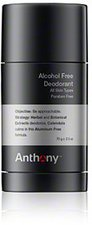Anthony Logistics for Men Alcohol Free Deodorant (70 g)