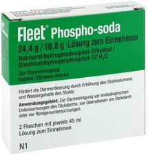 Ferring FLEET Phospho Soda Loesung (2x45 ml)