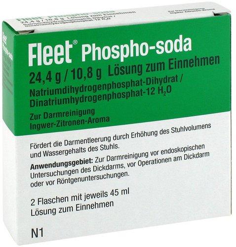 Ferring FLEET Phospho Soda Loesung (2x45 ml)