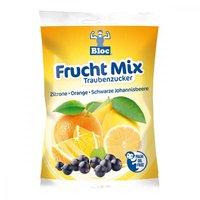 Omegin Bloc Traubenzucker Fruchtmix (75 g)