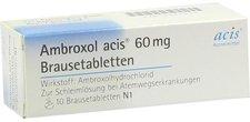 Acis Ambroxol 60 mg Brausetabl. (10 Stück)