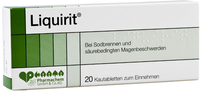 Dr. Loges Liquirit Kautabletten (20 Stück)